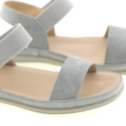 Double Strap Suede Sandals_Grey (5)