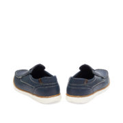 Contrasting Stitch Detail Slip-On Loafers_Navy (4)