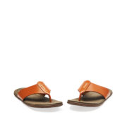 Stitched Strap Thong Sandals_Camel (3)