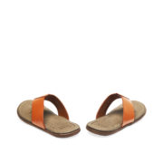 Stitched Strap Thong Sandals_Camel (4)