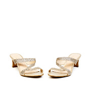 Sparkly Asymmetric Slide Kitten Heel Sandals_GOLD (3)