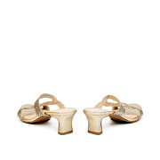 Sparkly Asymmetric Slide Kitten Heel Sandals_GOLD (4)