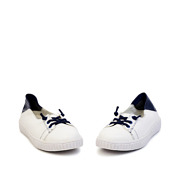 Two-Tone Lace-Up Sneaker Ballet Flats_NAVY (3)