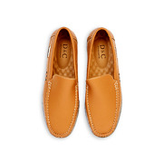 Two-Tone Slip-On Loafers_CAMEL (5)