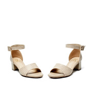 Croc-Effect Ankle Strap Block Heel Sandals_APRICOT (3)