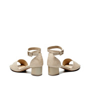 Croc-Effect Ankle Strap Block Heel Sandals_APRICOT (4)