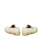 Leather Slip-On Casual Shoes_BEIGE (4)
