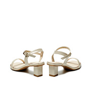 Patent Ankle Strap Square Toe Block Heel Sandals_BEIGE (4)