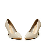 Patent Pointed Toe High Heel Pumps_GREY (3)