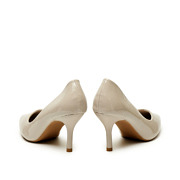 Patent Pointed Toe High Heel Pumps_GREY (4)