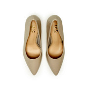 Patent Pointed Toe High Heel Pumps_GREY (5)